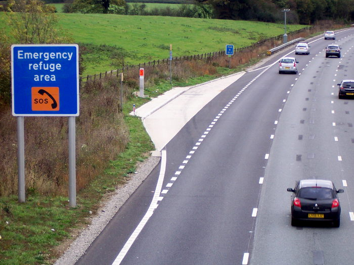 how to avoid motorways on a road trip of uk