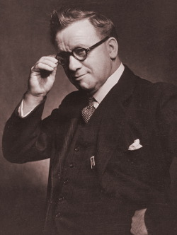 Herbert Morrison MP, photographed in 1947. Click to enlarge