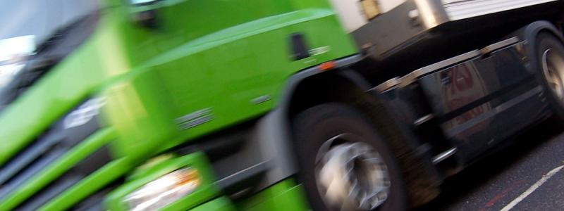 Stuck behind a truck? Most heavy vehicles are limited to 56mph. Click to enlarge