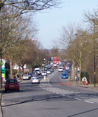 Greenford Road. Click to enlarge