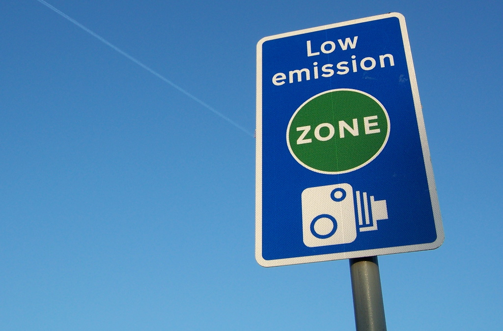 london introduces emission based tariffs - 1024×673