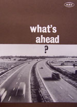 "AEI's booklet, ""What's Ahead?"""
