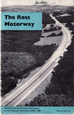 Booklet published to mark the opening of the M50