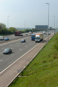 The Preston Bypass today
