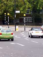 The Tulse Hill Gyratory. Click to enlarge