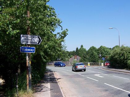 A574 road