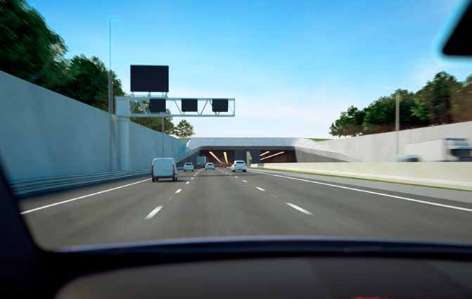 An artist's impression from 2018 of what we can now call the A122
