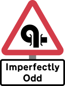 Imperfectly Odd