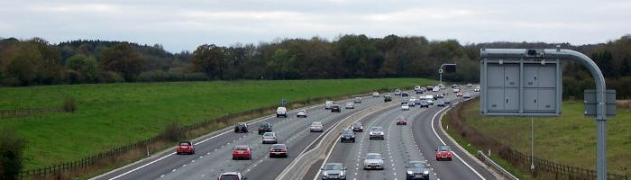 Something missing? All Lane Running on the M25, J5-6. Click to enlarge